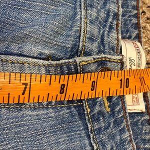 Levi's Shorts - Levi Strauss distressed cutoffs broken in